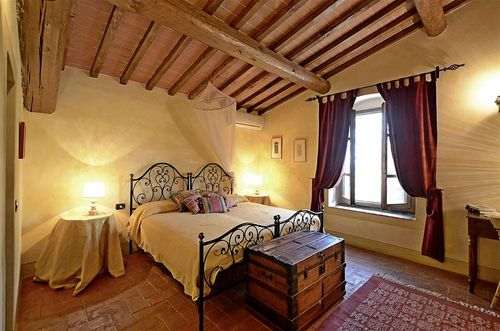 Casalino due 10 vakantiehuis in panzano in chianti florence regio toscane - Slaapkamer stijl volwassene ...