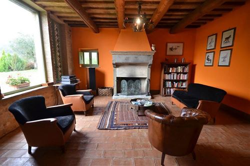 Pereto vakantiehuis in montone perugia toscane - Leunstoel voor eetkamer ...
