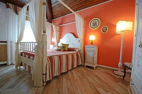 Pietre focaie vakantiehuis in san gimignano siena toscane - Kamer heeft een mager ...