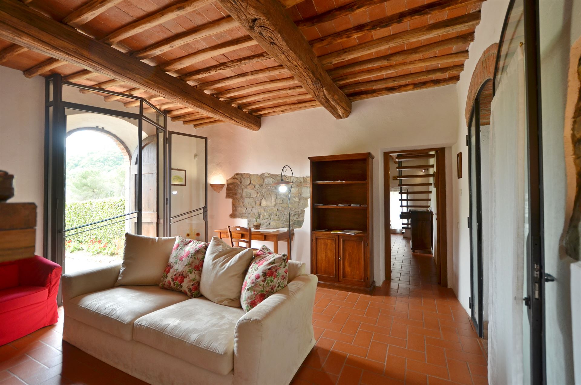 Florence Badkamer Plafond : Poggetto vakantiehuis in lucolena greve in chianti florence